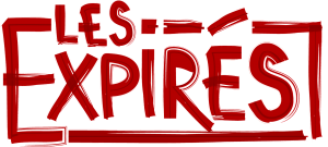 les expires logo sign